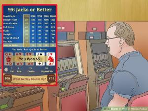homme video poker